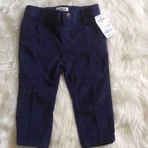 OshKosh Blue Velour Pants